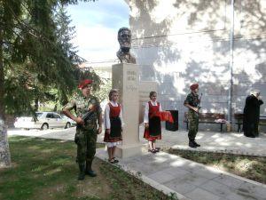 Паметник на Ботев Стрелча